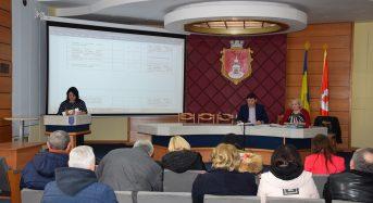 Відбулося чергове 3 засідання виконкому міської ради