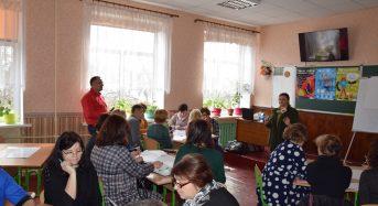 У ЗОШ №3 відбувся екологічний семінар-тренінг з теми «Сучасні аспекти формування екологічної компетентності школярів»