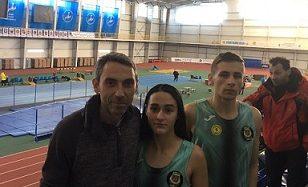 Відбувся чемпіонат України серед юніорів
