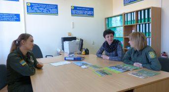 Відбулася робоча зустріч директора філії з начальником відділення контролю другої лінії відділу прикордонної служби «Бориспіль-2»