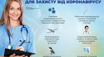 Україна проти коронавірусу. Що слід знати і як вберегтись?
