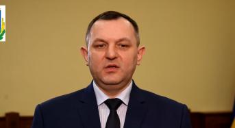 Звернення Василя Володіна, тимчасово виконувача обов`язків голови Київської облдержадміністрації