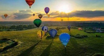 Із 8 по 11 травня 2020 р. у місті відбудеться фестиваль повітряних куль