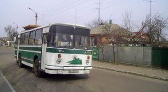Графік роботи міського громадського транспорту під час карантину