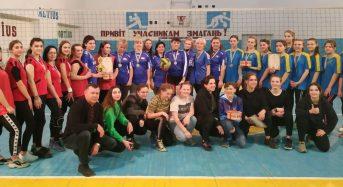 Відбулись традиційні змагання з жіночого волейболу присвячені Міжнародному жіночому дню
