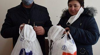 Небайдужі переяславці допомагають землякам у дотриманні карантинного періоду