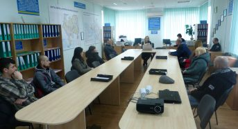 Батальйон патрульної поліції у м. Борисполі орієнтує безробітних Переяславщини  на службу в поліці