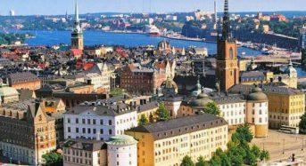 Стокгольм (Швеція) – острівці тепла поміж суворих скель