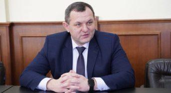 Звернення Василя Володіна тимчасово виконуючого обов'язки голови Київської обласної державної адміністрації