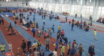 Відбувся чемпіонат України з легкотлетичного двоборства серед юнаків 2005 і молодші