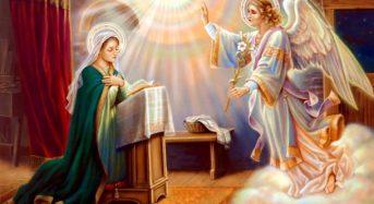Сьогодні – Благовіщення: що можна і не можна робити в це релігійне свято