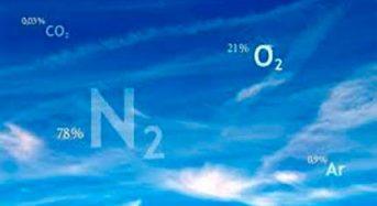 Результати дослідження атмосферного повітря у місті