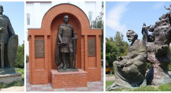 Пам'ятники Переяслава