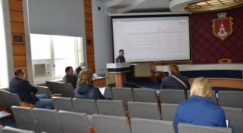Члени комісії соціально-економічного розвитку розглянули питання порядку денного 85 сесії міської ради
