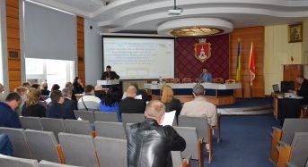 Відбулося I пленарне засідання чергової 85 сесії міської ради