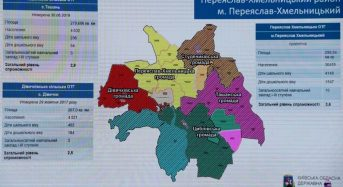 Кабмін затвердив ОТГ Переяславщини: розширилася Студениківська і сформувалася Переяславська