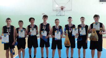 Переяславські баскетболісти – чемпіони Київщини з баскетболу серед обласних команд (юнаки 2005 р.н.)