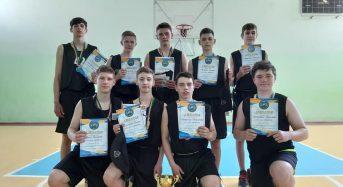 Підвели підсумки чемпіонату Київської області з баскетболу серед обласних команд юнаків 2003-04 р.н.