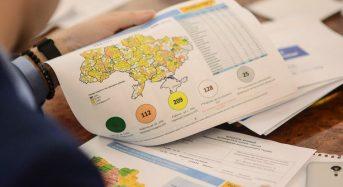 Уряд наново поділив Україну: замість 490 районів буде 129
