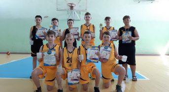 Підвели підсумків чемпіонату Київської області з баскетболу серед обласних команд юнаків 2007 р.н.
