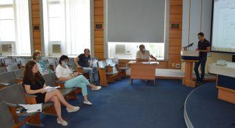 Відбулося чергове засідання комісії з питань соціально-економічного розвитку