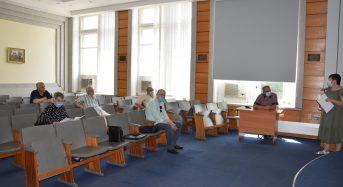 Відбулося чергове засідання комісії з питань освіти, культури, роботи з молоддю, фізкультури та спорту, соціального захисту населення та охорони здоров'я