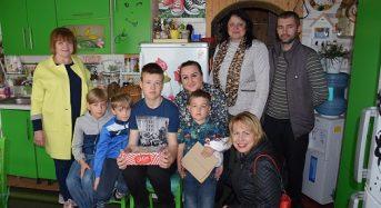 На честь Міжнародного дня захисту дітей привітали багатодітні родини