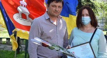 Відбулися урочистості з нагоди Дня Конституції України та Дня молоді (ФОТОРЕПОРТАЖ)