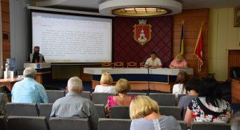 Відбулося 21 позачергове засідання виконкому Переяславської міської ради