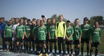 Футбол юних: переяславці перемагали 10:0, але посіли п'яте місце