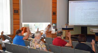 Відбулося позачергове 24 засідання виконавчого комітету Переяславської міської ради