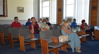 Відбулося 25 позачергове засідання виконкому міської ради