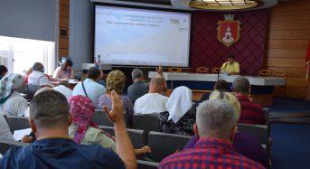 Відбулося перше пленарне засідання 89 сесії Переяславської міської ради