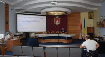Відбулося засідання комісії з питань регламенту, депутатської етики, контролю за виконанням рішень Ради, співпраці з органами самоорганізації населення, законності та правопорядку