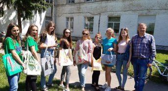 Школярі Переяславщини стали півфіналістами проєкту «Відкривай Україну»