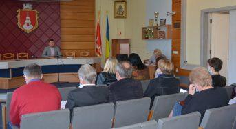 Відбулася апаратна нарада для керівників структурних підрозділів виконкому та міської ради