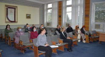Відбулося позачергове 32 засідання виконавчого комітету міської ради
