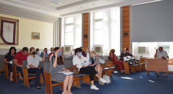 Відбулося чергове засідання виконкому Переяславської міської ради