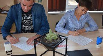Підписано Меморандум про державно-приватну співпрацю між відділом культури і туризму та Туристично-інформаційним центром «Переяслав»