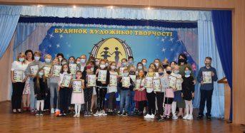 У місті відбулось нагородження талановитих учнів шкіл та позашкілля стипендією Переяславського міського голови та міської ради (Фото)