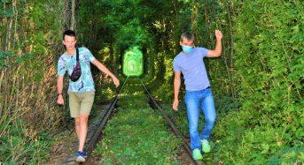 Маршрут «Тисяча цікавинок». Природний тунель у Згурівці може стати візитівкою Київщини