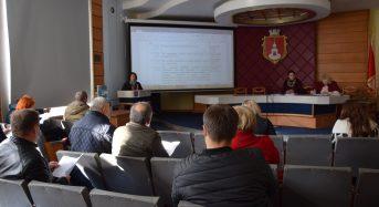 Відбулося 34 засідання виконкому Переяславської міської ради
