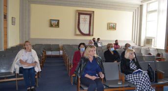 Відбулося позачергове 33 засідання виконкому Переяславської міської ради