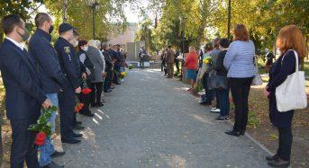 Відбувся урочистий захід з нагоди Дня захисника України (Фоторепортаж)