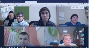 І (зональний) тур Всеукраїнського конкурсу   «Учитель року-2021» з номінації «Математика» у Переяславі