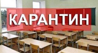 У Переяславі п'яту школу і садочок «Берізка» знову закрили на карантин