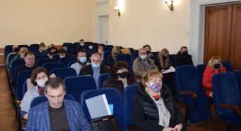 Відбулося 36 засідання виконкому Переяславської міської ради
