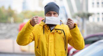"""""""Карантинні вихідні"""" зустрінуть штрафами від 170 грн за відсутність маски у громадян"""