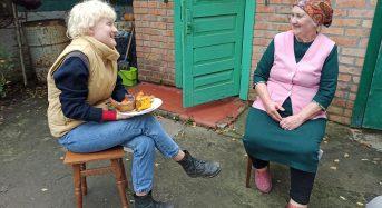 Шарлотта Шварц – волонтер з Берліна