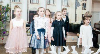 У Переяславській мистецькій школі ім. Павла Сениці відбулося «Свято першокласників»